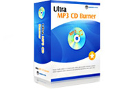 Ultra MP3 CD Burner