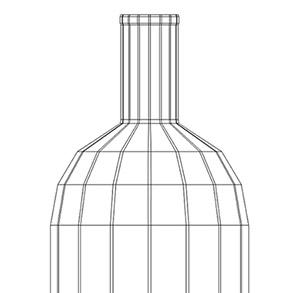 Bottiglia di riferimento