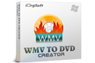 iOrgsoft WMV to DVD Creator