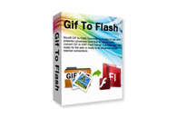 Boxoft GIF to Flash Converter