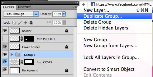 Duplicazione Gruppo