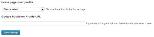 Assegnazione di intere sezioni ad un singolo profilo Google+