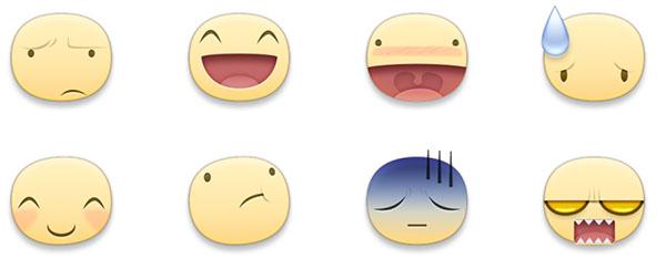 Raccolta emoticon