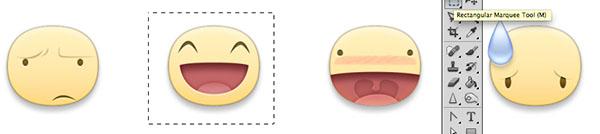 Copia dell'emoticon