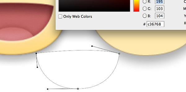 Selezione colore