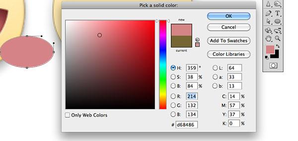 Selezione del colore