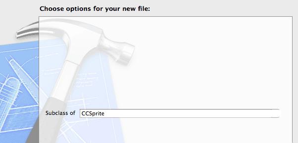 Creare una sottoclasse su Xcode