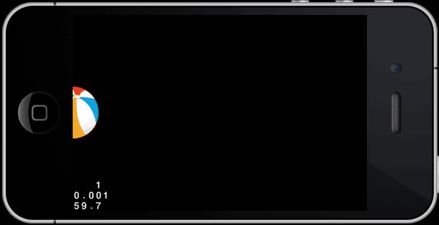Lo sprite esce dal lato sinistro dello schermo