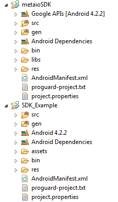 File del progetto