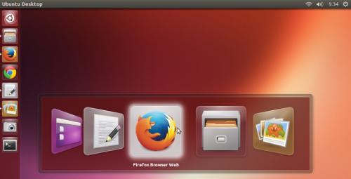 Il prodotto della combinazione di tasti Alt + Tab su Ubuntu 13.10 (fonte: www.lffl.org)