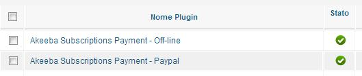 Informazioni per i pagamenti