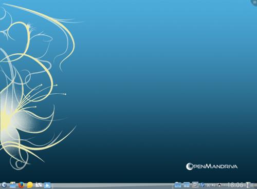OpenMandriva Lx 3.0 Beta 2 con Linux 4.6