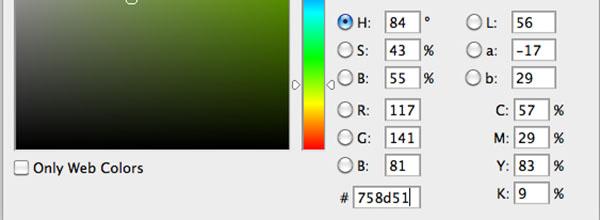 Colore sfondo