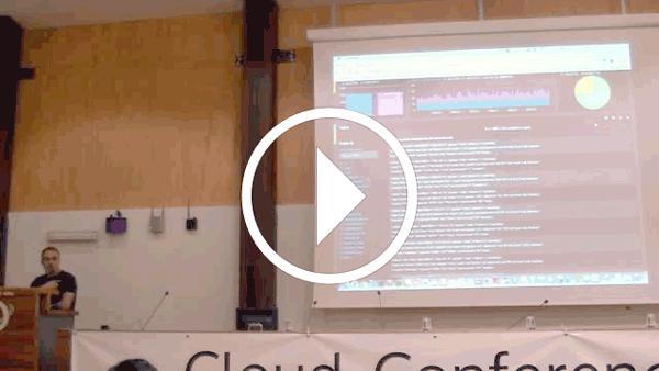 Guarda il video del talk