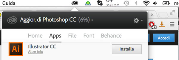 Manager Creative Cloud