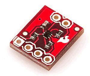 Sensore temperatura digitale TMP102
