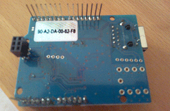 MAC address sulla Arduino Ethernet Shield