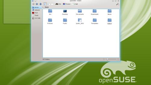 OpenSUSE 13.1 il supporto passa alla community