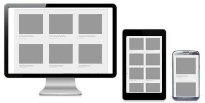 Diverse dimensioni di immagini per diverse dimensioni della viewport