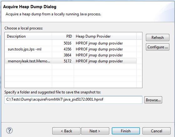 Albero Di Natale Java.Eclipse Memory Analyzer Strumenti E Funzionalita Java Html It