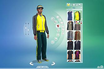 The Sims 4: Crea un Sim
