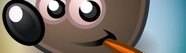 Wilbert, mascotte di GIMP