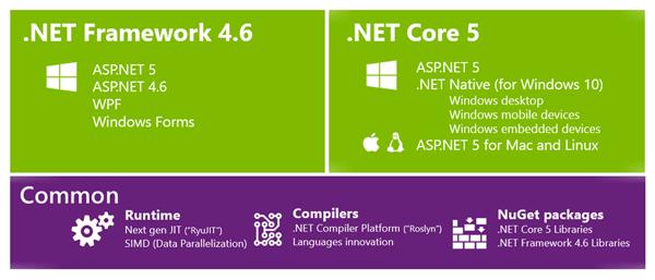 I punti d'eccellenza di Microsoft