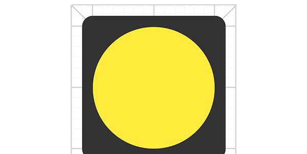 La struttura di base dell'icona