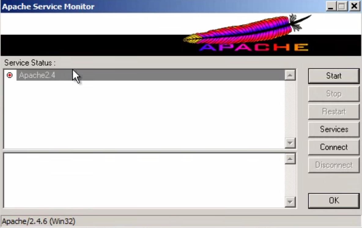 Apache Monitor