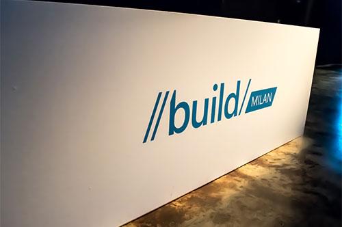 Build 2015: il tour arriva a Milano