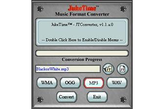 JukeTime Converter