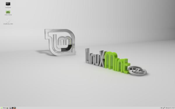 Il desktop di MATE su Linux Mint 17.2