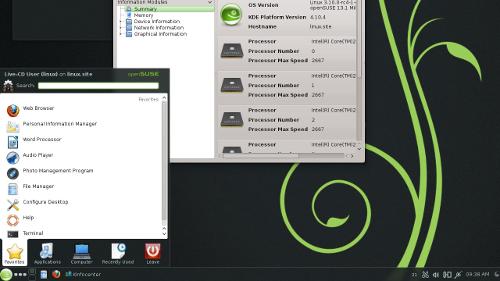 OpenSUSE Tumbleweed passa a GCC 6