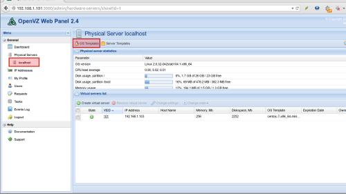 OpenVZ 7.0 diventa una distro Linux completa per la virtualizzazione
