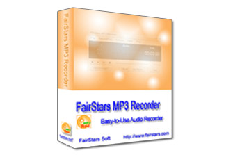 FairStars MP3 Recorder