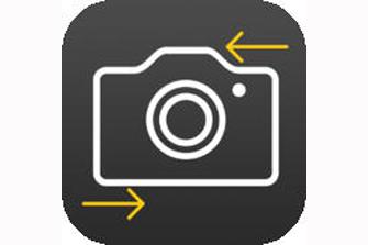 Flipside camera