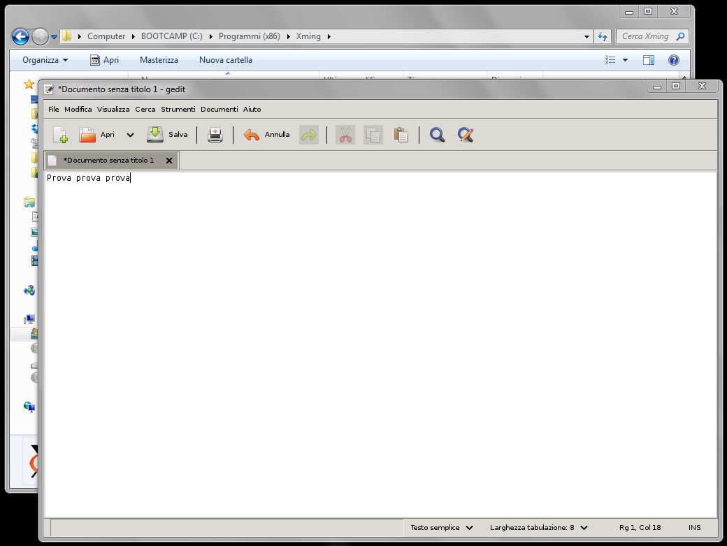X11 Forwarding con PuTTY e Xming: tutorial e guida | HTML it