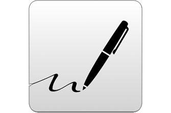 INKredible: Handwriting Note