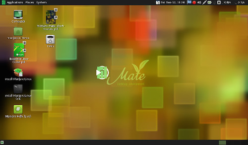Manjaro ARM 16.05 per Raspberry Pi