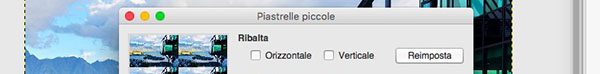 Piastrelle Piccole