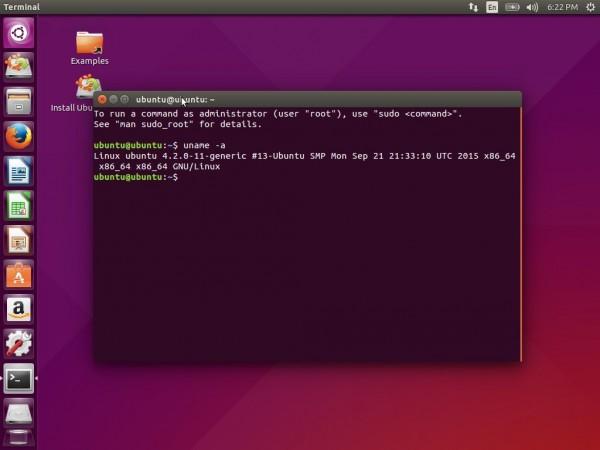 Ubuntu 15.10 si basa sul kernel Linux 4.2.1