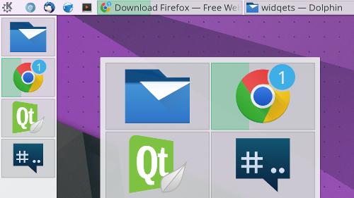 KDE: lavori in corso per il supporto a Windows | Edit