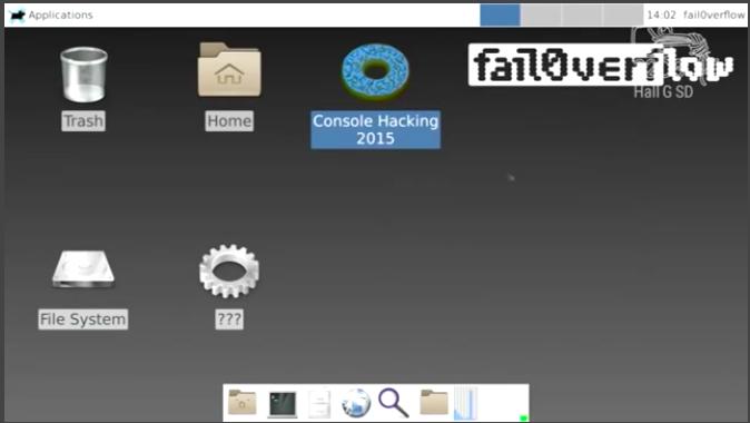 GNU/Linux su Playstation 4