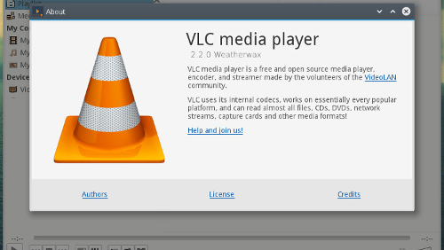 VLC 2.2.3 con supporto ai tag MKV