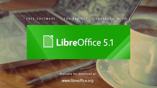 LibreOffice 5.1 migliora la user experience