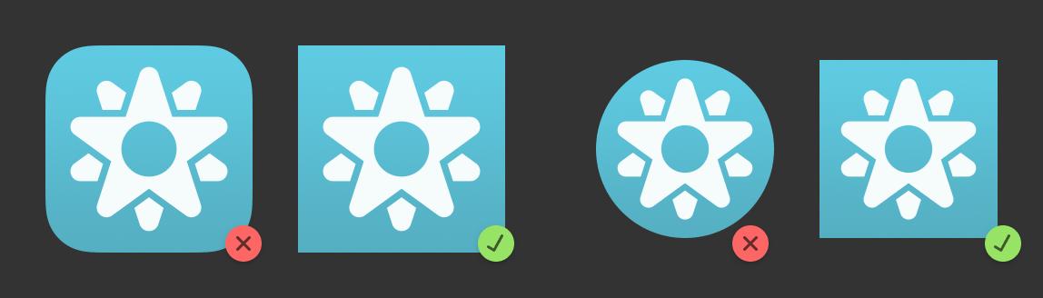 Bjango: icon templates e actions per Photoshop