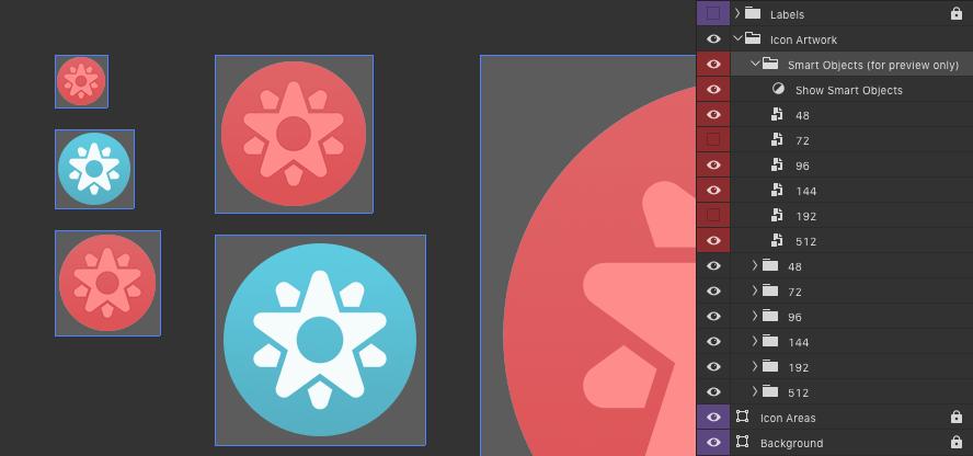 Bjango App Icon Templates