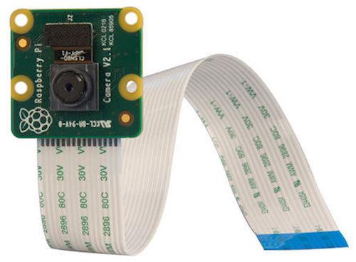 Raspberry Pi con Camera Module da 8 Mpx