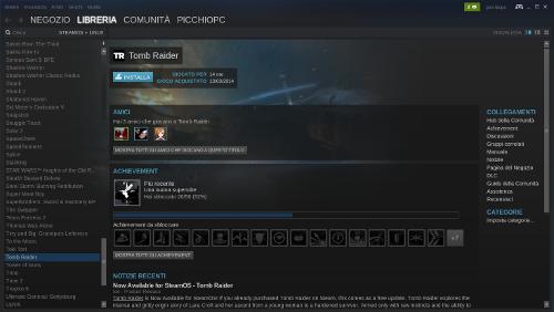 Tomb Raider: ora anche per Linux