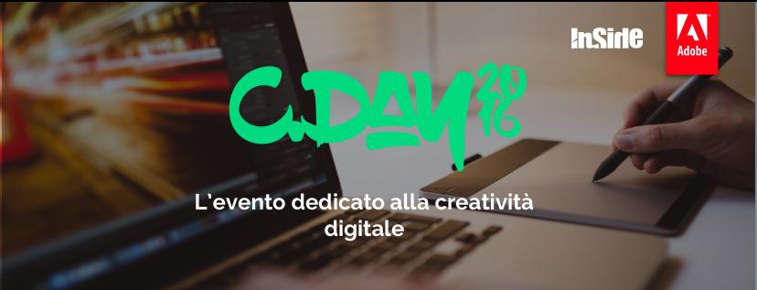Creativity Day 2016 a partire dal 30 Maggio a Roma. Codice sconto per il lettori di HTML.IT